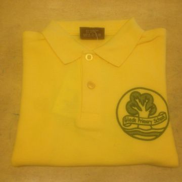 Glade Primary Polo Shirt
